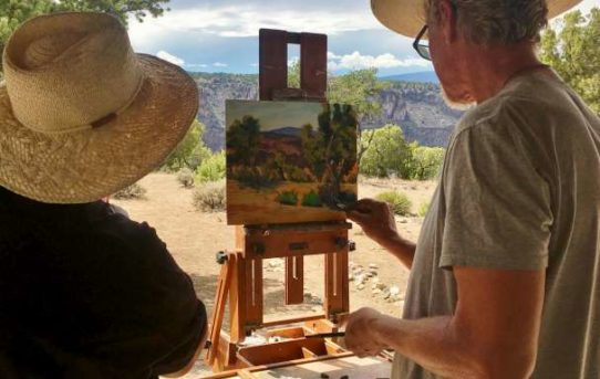 Wild Rivers Plein Air Festival