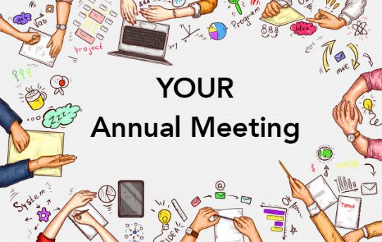 Invitation to QCC's Annual Open Meeting